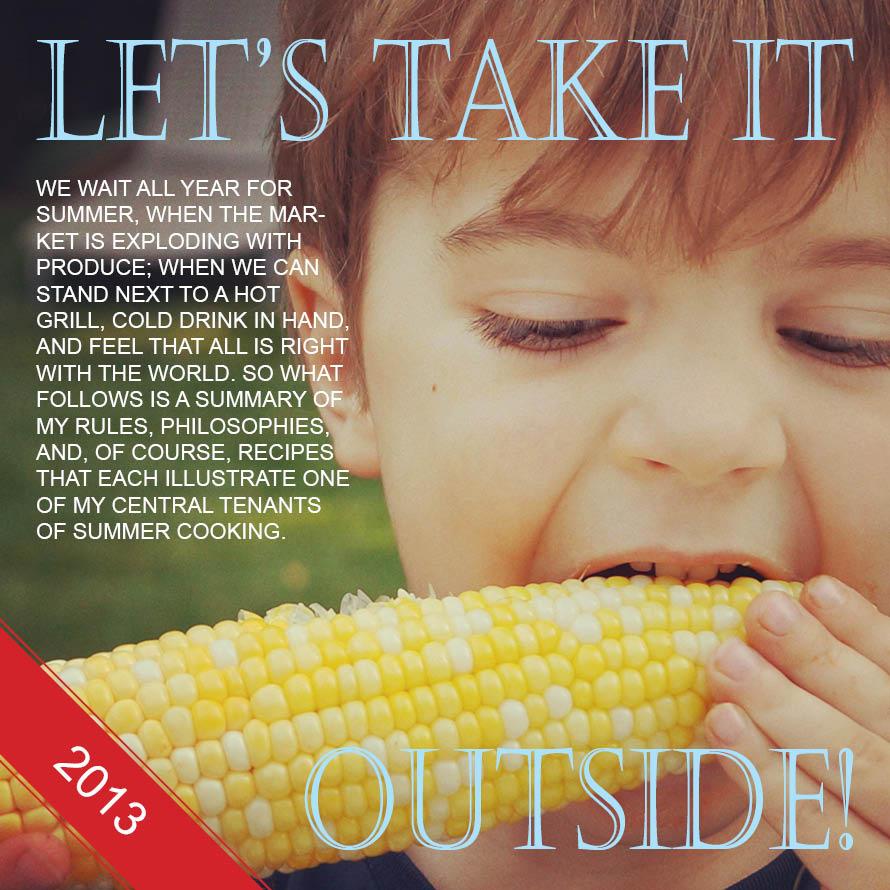 Lets Take It Outside